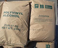 Kết quả hình ảnh cho POLYVINYL ALCOHOL - PVA